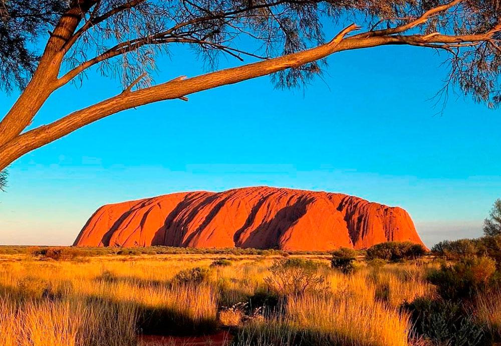 Австралия. Улуру