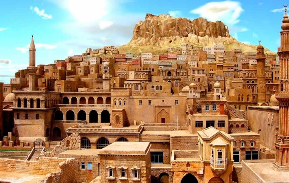 Город Керман, Иран
