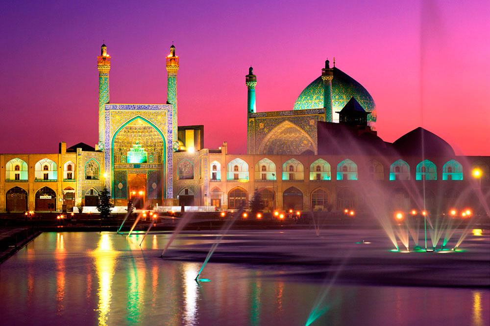Город Йезд, Иран