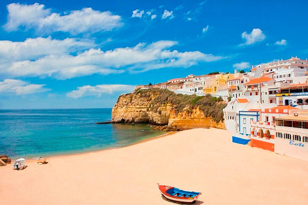 Город Фару, Португалия