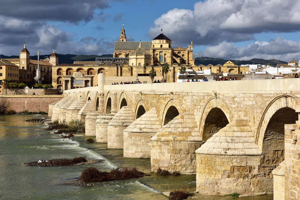 Римский мост в Кордобе