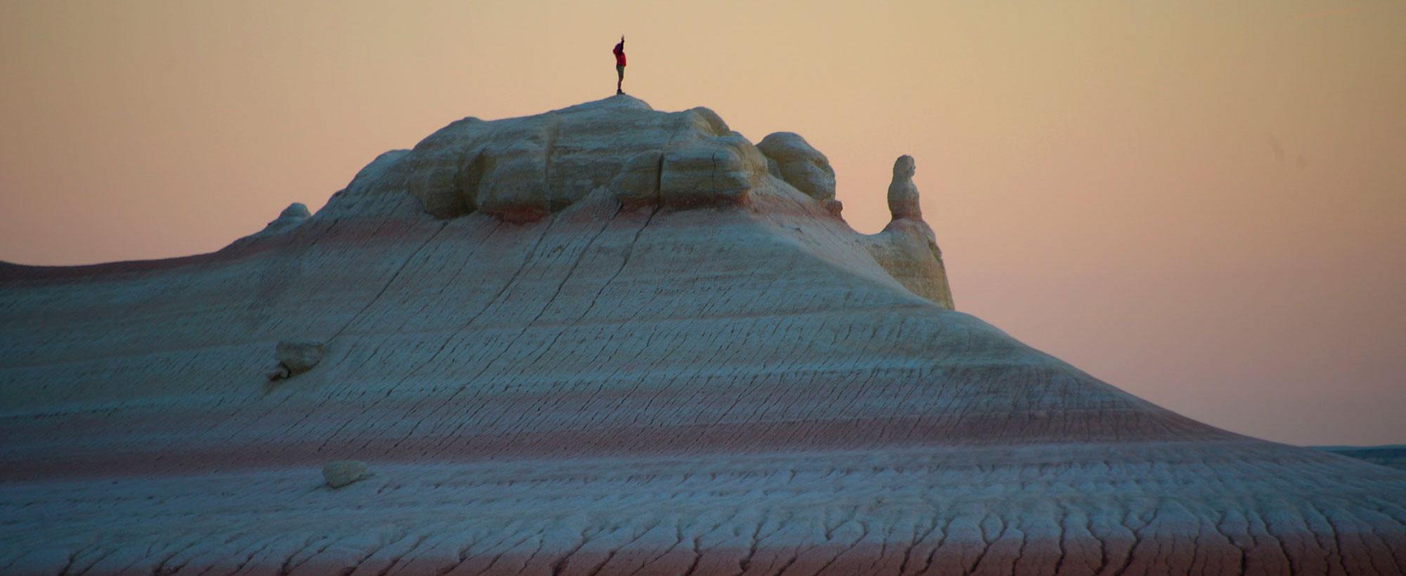 Устюртское плато. Казахстан