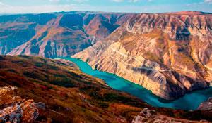 Авто- походный тур по Кавказу