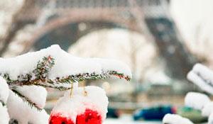 Рождественская Европа и Рождество в Париже