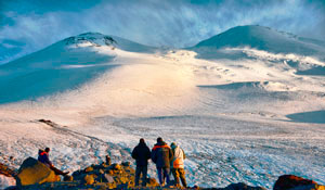The best photos of Mount Elbrus