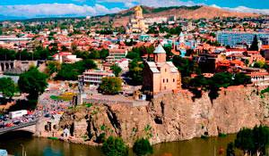 Праздник вина Ртвели в Грузии