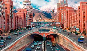 Новогоднее путешествие в Иран