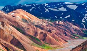 Путешествие по Исландии и Гренландии