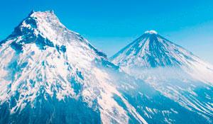 Climbing Klyuchevskoy volcano and a trek along the Tolbachinsky Dol