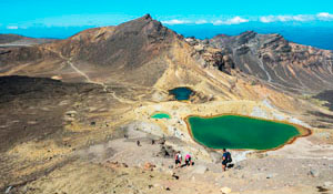 Авто экскурсионный тур Вся Новая Зеландия