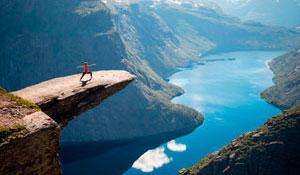 "Auto- hiking tour ""All Norway"""