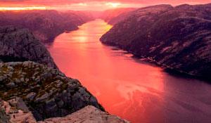 Норвегия и вся Скандинавия 2020
