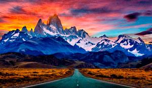 Патагония и остров Пасхи