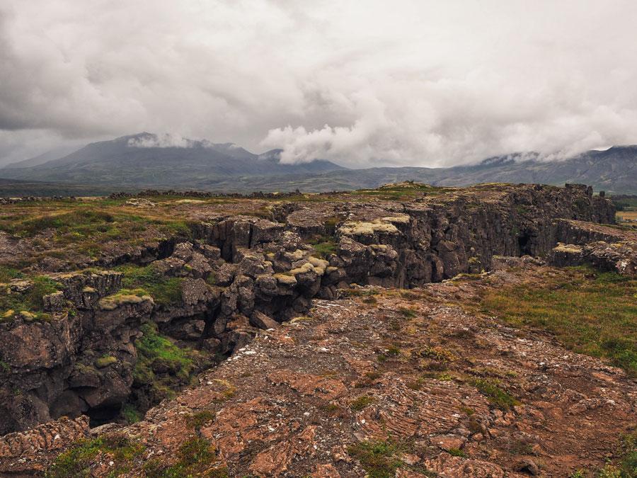 Национальный парк Тингветлир