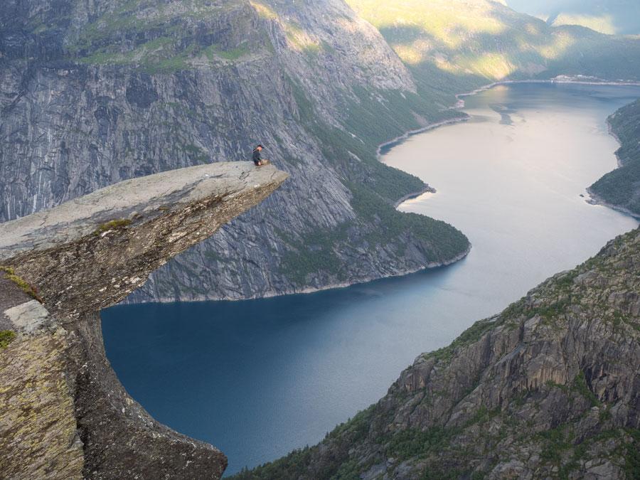 Авторский тур Евгения Андросова в Норвегию