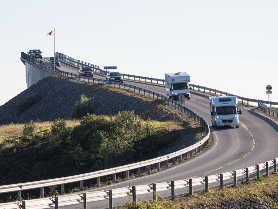 Атлантическая дорога. Тур Евгения Андросова в Норвегию