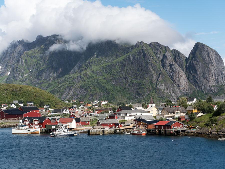 Лофотенские острова. Тур Евгения Андросова в Норвегию