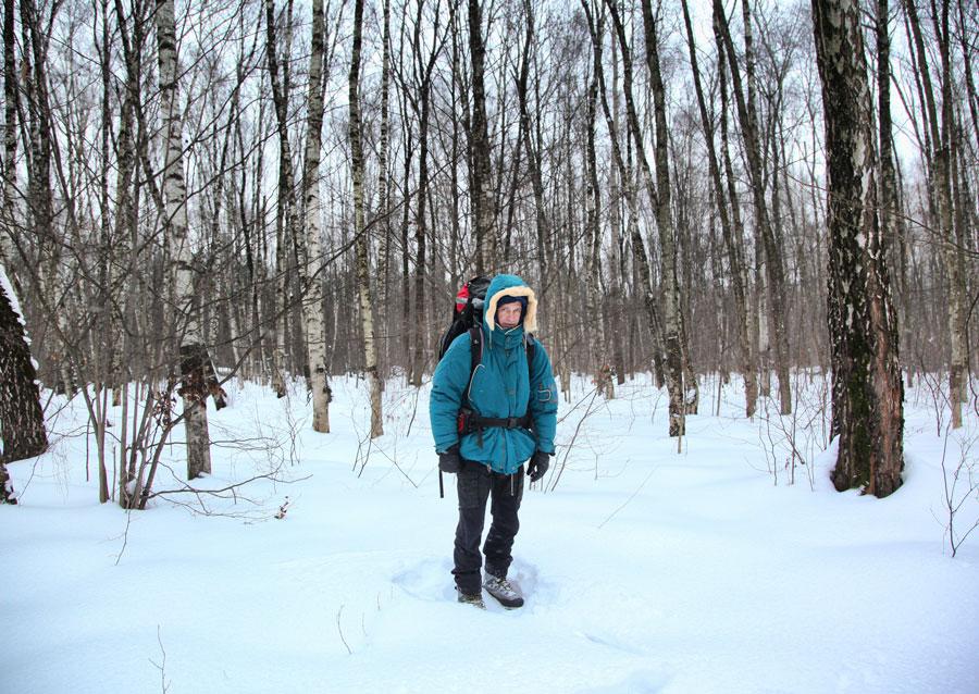 Старт тура на зимнюю Колыму