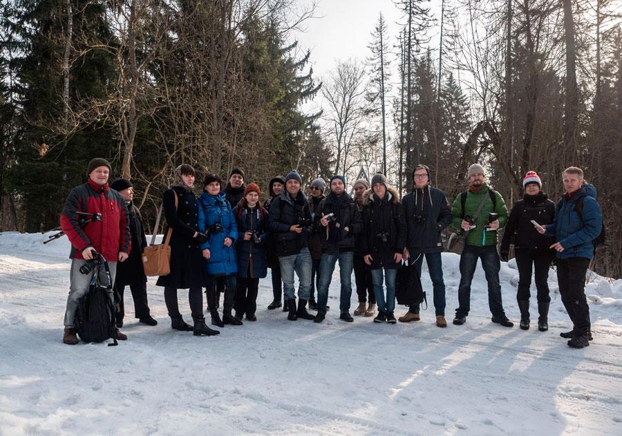 Фото экскурсия в Абрамцево - Мураново