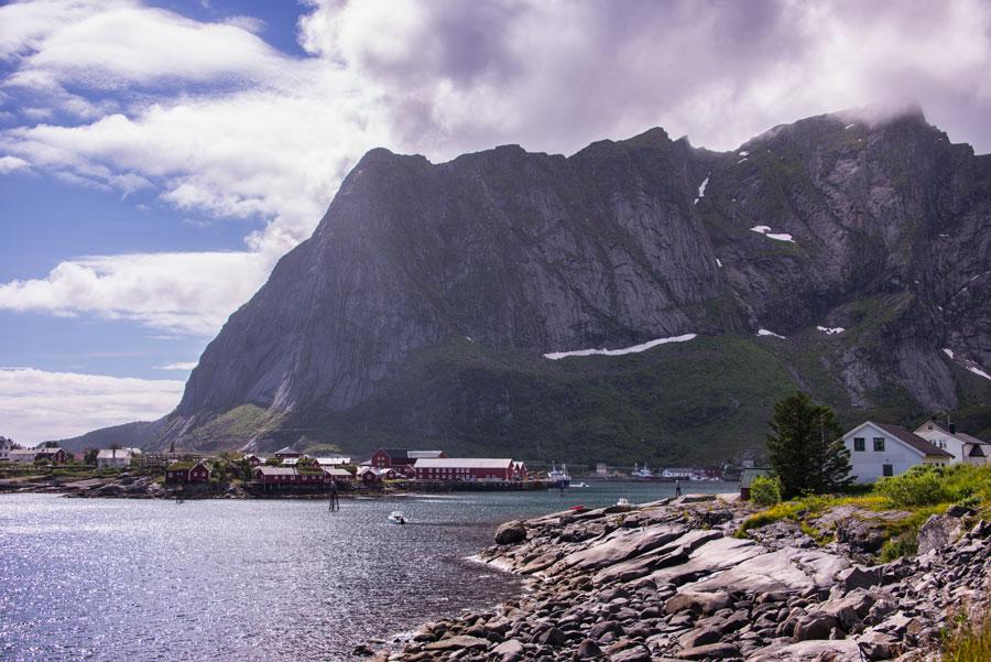 Прощай, Норвегия! Здравствуй Исландия!
