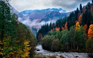 Поход по Абхазии